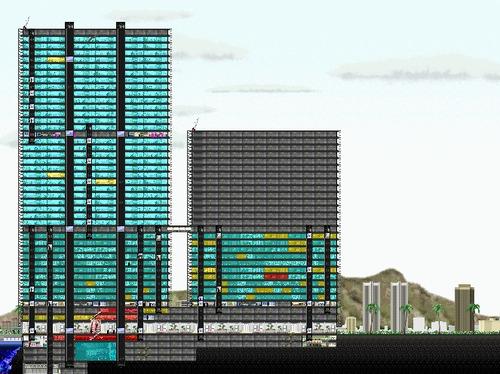 ] [80???game][Facebook??game??][Sim tower 1+Yoot tower
